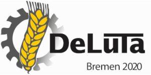 Logo Deutsche Lohnunternehmer Tagung DeLuTa
