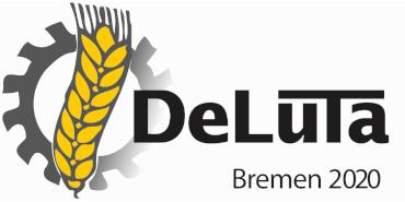 Logo Deutsche Lohnunternehmer Tagung Bremen 2020 DeLuTa