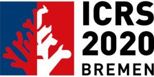 Logo ICRS 2020 - International Coral Reef Symposium
