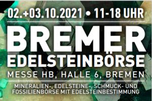 Bremer Edelsteinboerse 2021